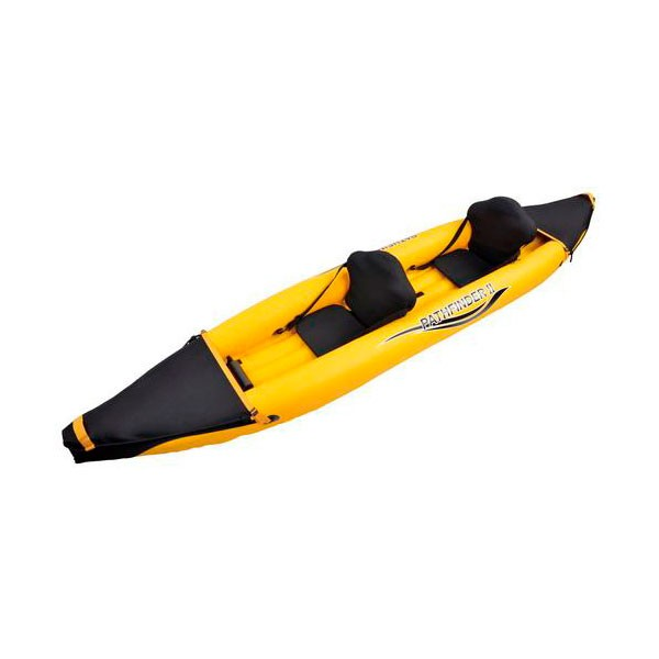 Kayak hinchable 2 personas pathfinder outlet piscinas for Piscina canoe