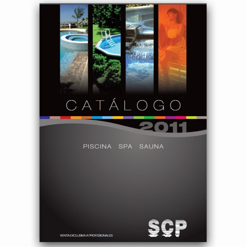 Catálogo Piscina Spa Sauna SCP POOL 2011
