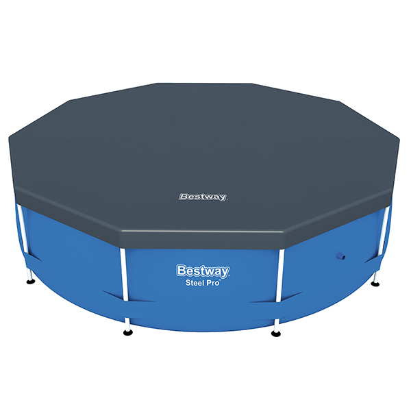 Cobertor bestway piscinas tubulares outlet piscinas for Cubre piscina bestway