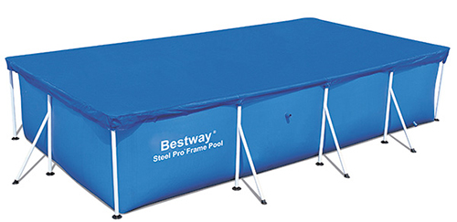 Cobertor bestway piscinas splash outlet piscinas Cubre piscinas desmontables