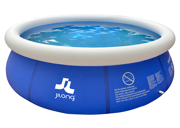Piscina hinchable mar n blue 300x76cm outlet piscinas - Depuradora piscina hinchable ...
