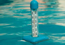 termometro para medir tempertaura psicina