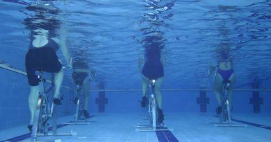 Ponte en forma con nuestras aquabikes