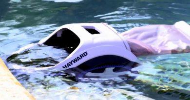 Limpiafondos Hidráulico Hayward Trivac 700