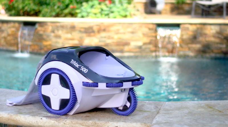 trivac 500 limpiafondos para piscinas