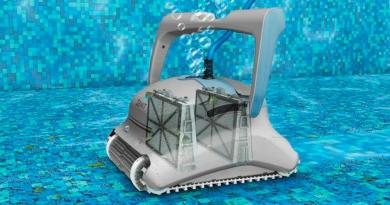 limpiafondos piscina dolphin zenit 20