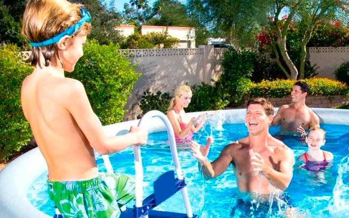 piscina desmontable como elegir una