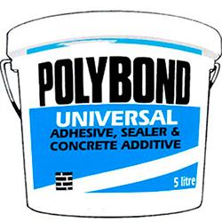 Polybond material spa hinchable