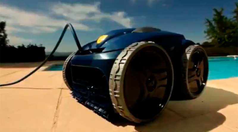 Vortex 3 4WD limpiafondos zodiac