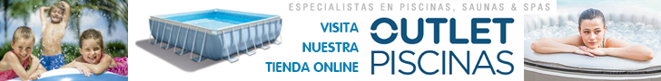 Vistia la tienda online Outlet Piscinas