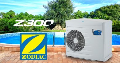 Bomba de calor piscina Zodiac Z 300
