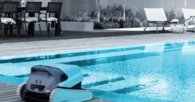 Limpiafondos Dolphin Z2C