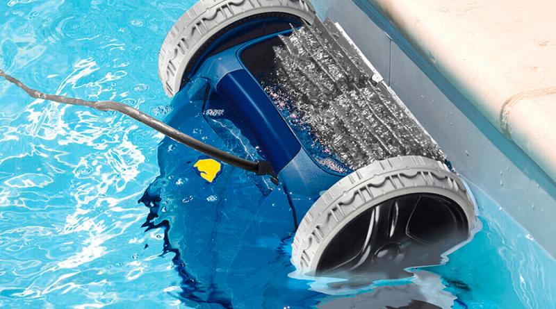 limpiafondos eléctrico vortex3 para piscina