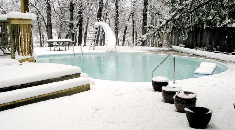 Invernaje de piscinas
