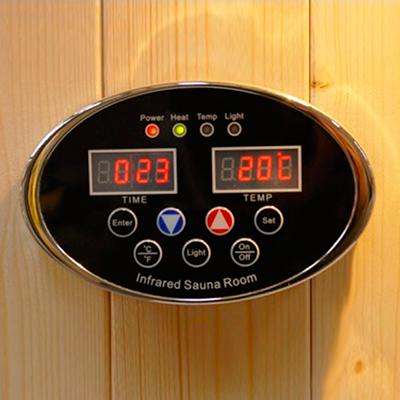 sauna de infrarrojos de london