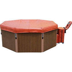 tapiz preservar calor spa hinchable