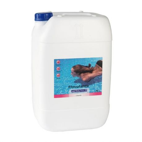 flocculante astral past para piscina