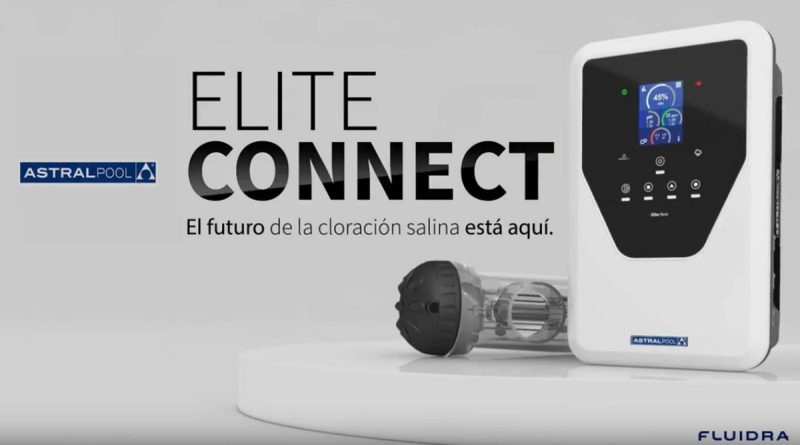 Clorador Salino para piscina Elite Connect