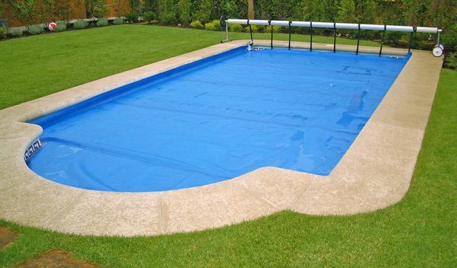 Manta térmica piscina