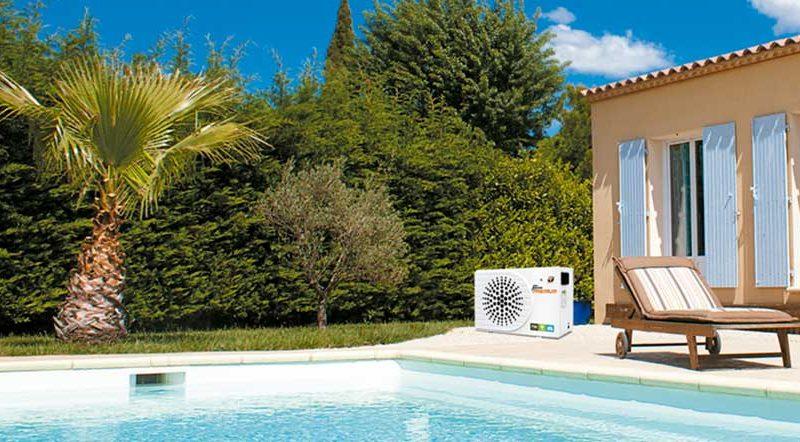 ¿Cómo elegir la bomba de calor para mi piscina?