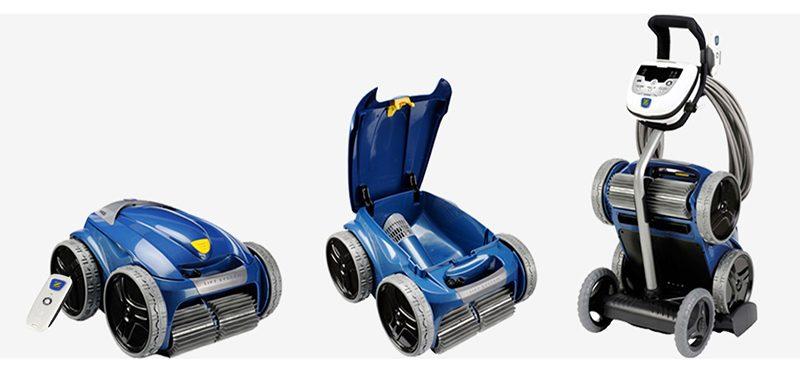 Robot limpiafondos Zodiac Vortex RV 5600