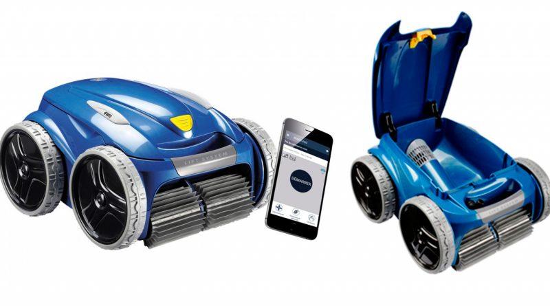 Robot limpiafondos Zodiac RV 5480 iQ