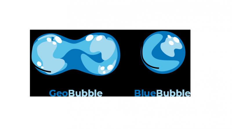 Diferencias entre mantas térmicas GeoBubble y Bluebubble