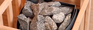 Piedras de lava Harbia de alta calidad (20 kg)