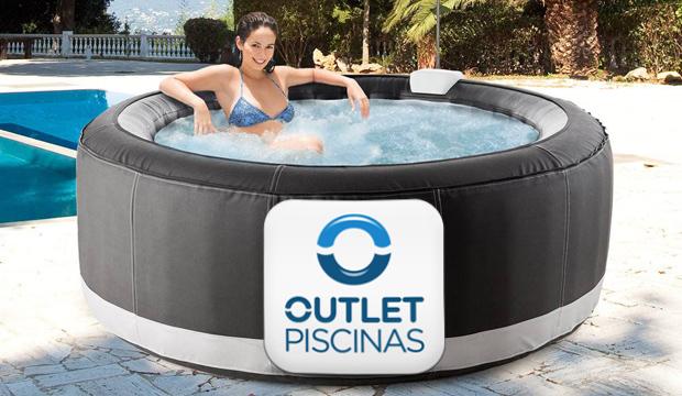 Gana este fant stico spa outlet piscinas for Outlet piscinas