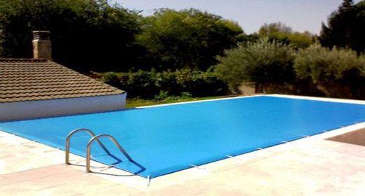 c mo cubrir una piscina en invierno outlet piscinas