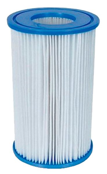 Filtro de cartucho para depuradoras de agua de piscinas desmontables