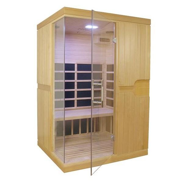 Sauna Infrarrojos Ibiza para 2 Personas