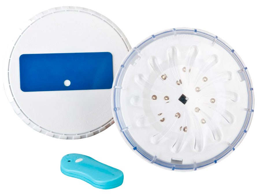 Luz led para piscinas desmontables outlet piscinas - Iluminacion piscinas led ...