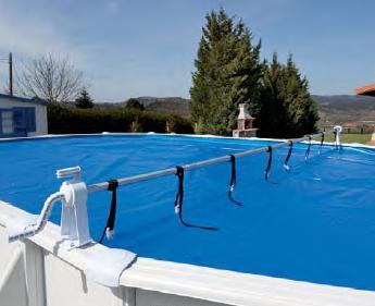 Enrollador piscinas elevadas hasta 6 5m outlet piscinas for Outlet piscinas