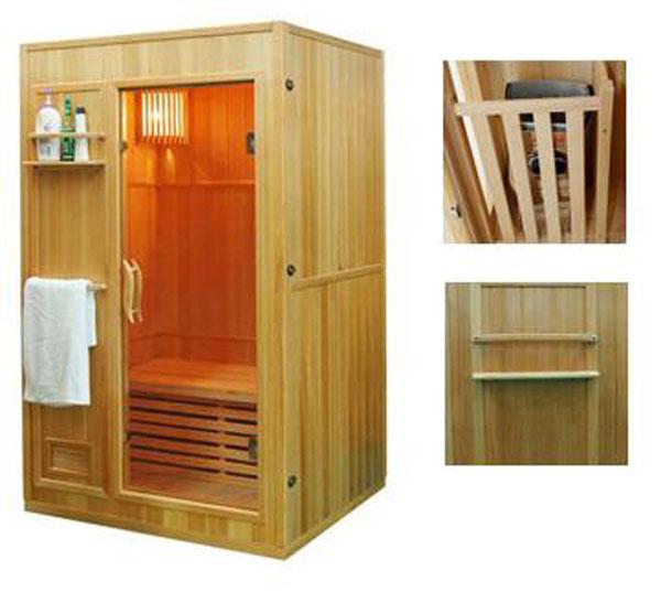 Sauna Vapor Milan 2 Personas