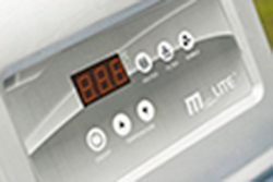 Spa Hinchable Blue Sea Panel de Control Digital