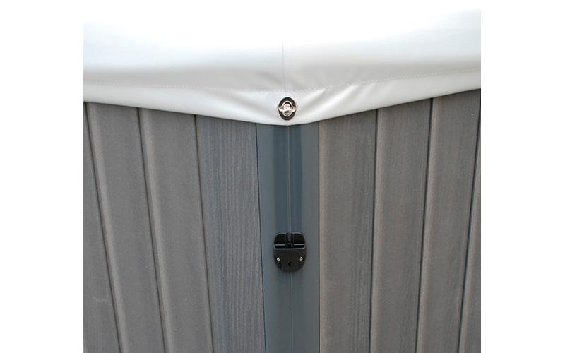 Sistema de cerradura fácil spa