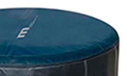 Spa Hinchable Blue Sea Cubierta Superior