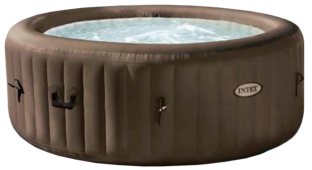 Spa hinchable intex purespa jet antical outlet piscinas for Spa hinchable alcampo
