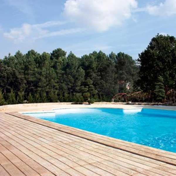 Pavimento teca sol outlet piscinas for Outlet piscinas