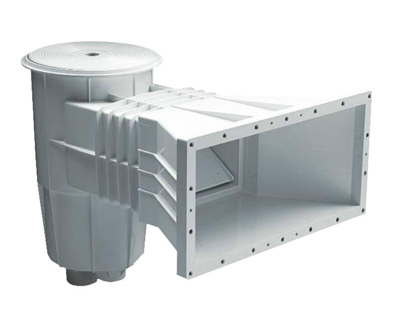 Skimmer estandar para piscinas de liner outlet piscinas for Precio de liner para piscinas