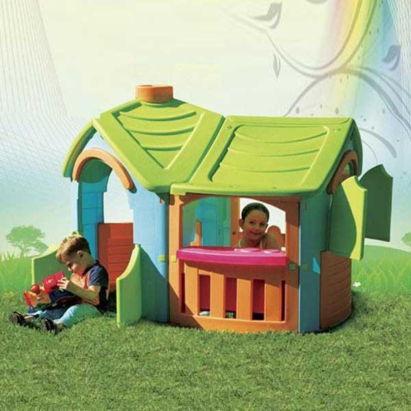 Casa para niños Gran Villa - Outlet Piscinas