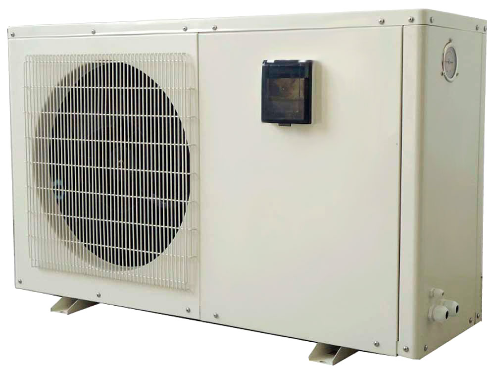 Bomba de calor eco polytropic outlet piscinas for Instalacion de bomba de calor para piscinas
