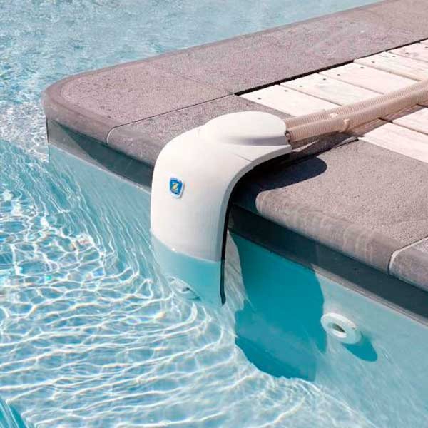 Bomba de calor easy connect outlet piscinas for Zodiac easy connect