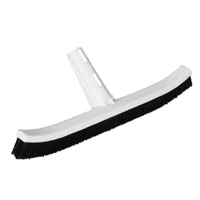Cepillo para parede de piscinas de fibra