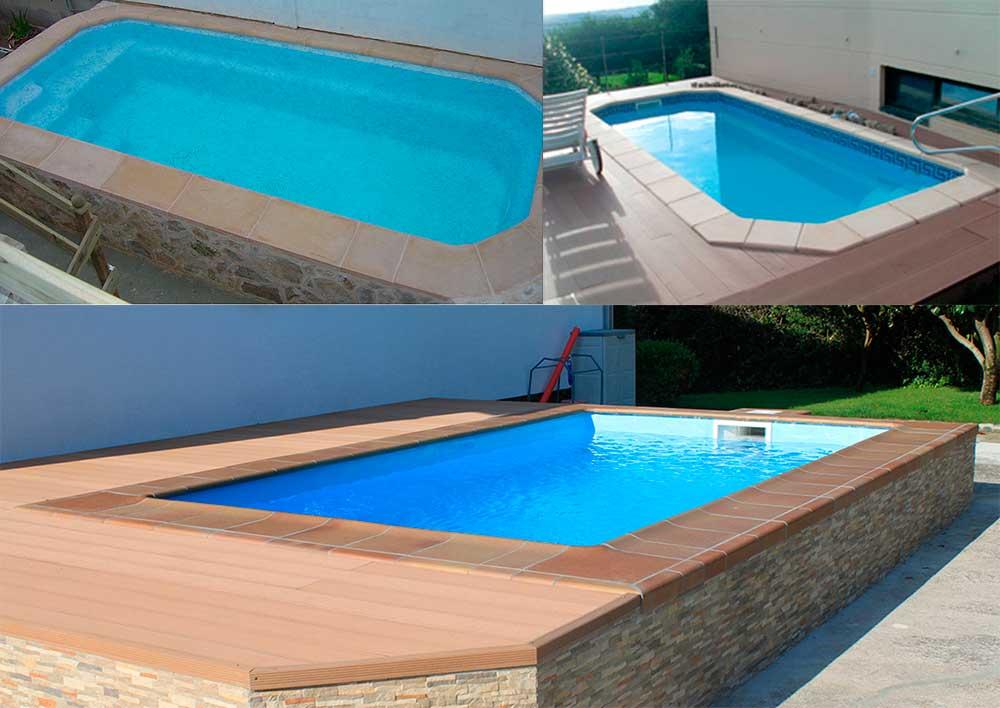 Piscina formentera outlet piscinas for Outlet piscinas