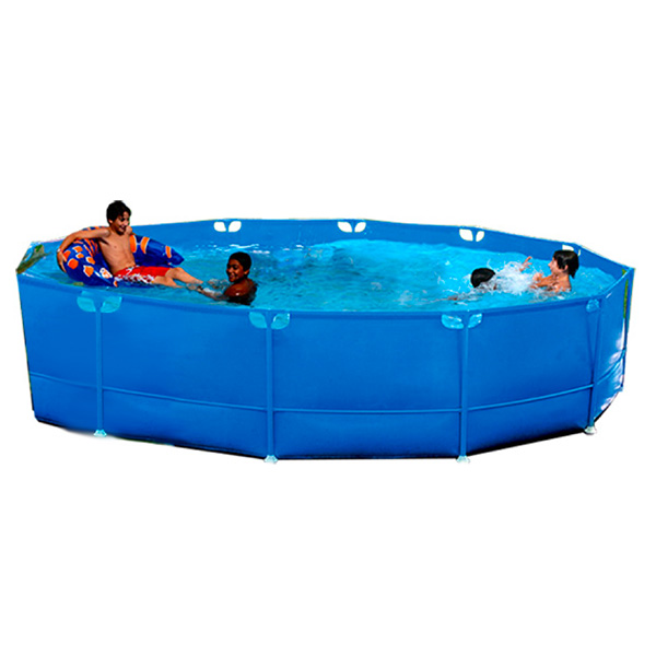 Piscina pvc toi reforzada outlet piscinas for Piscina 90cm altura