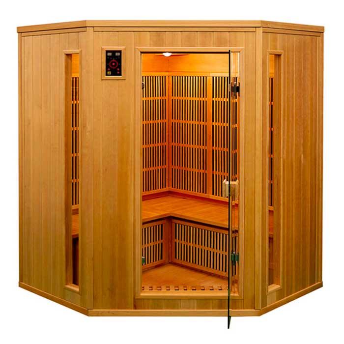 Sauna Infrarrojos Athena 4 plazas