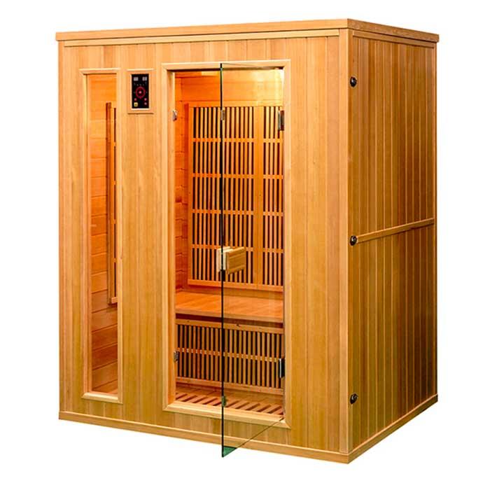 Sauna Infrarrojos Athena 3 plazas