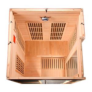 Sauna Infrarrojos Genox